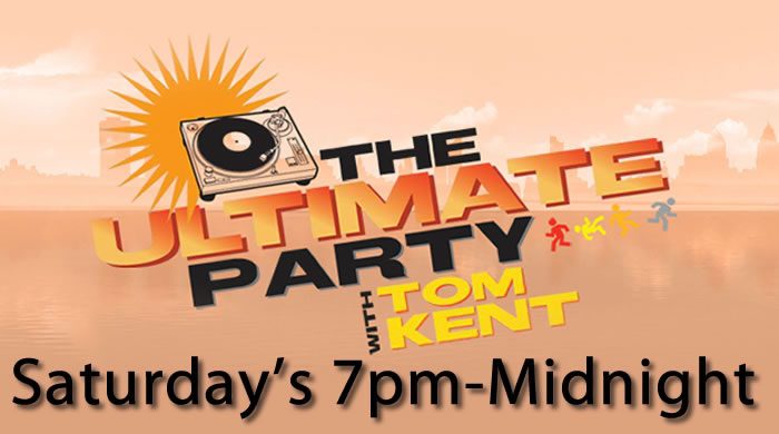 Tom Kent Ultimate Party Saturdays