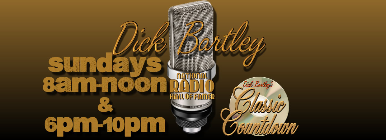 Dick Bartley Classic Countdown Show