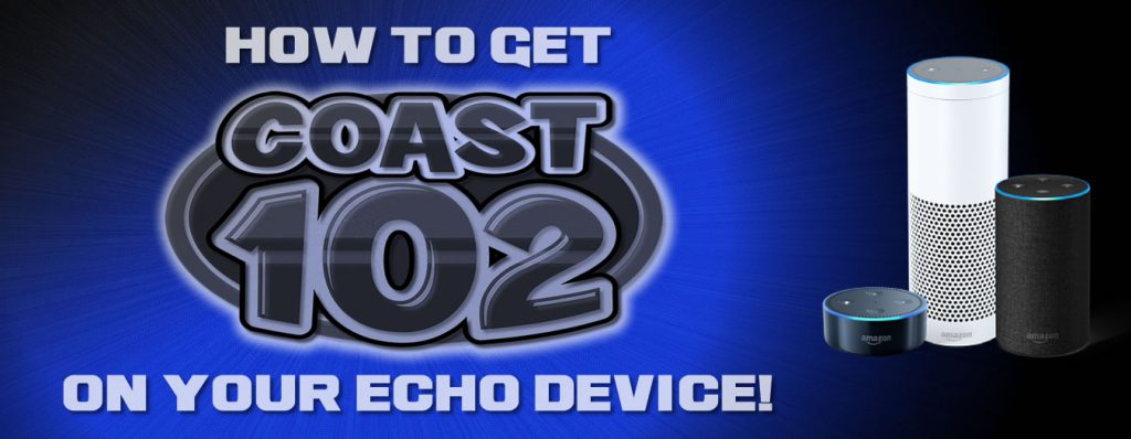 Get Coast on Your Echo Device